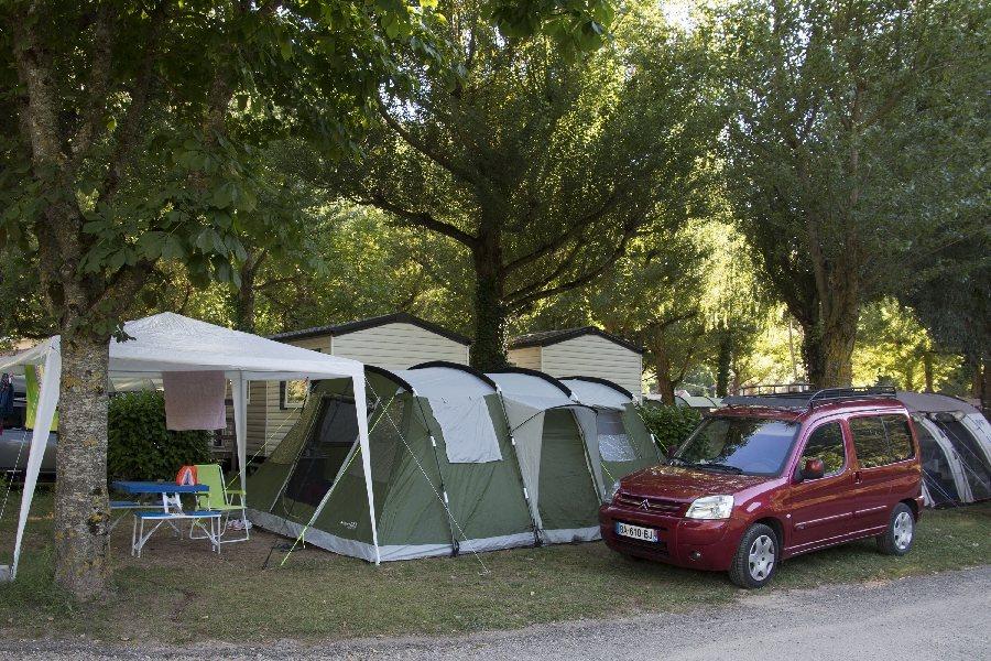 Mostuéjouls Aveyron Tourisme Camping Prades Les qSgwET47x