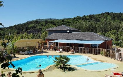 Camping La Dourbie, OFFICE DE TOURISME LARZAC VALLEES