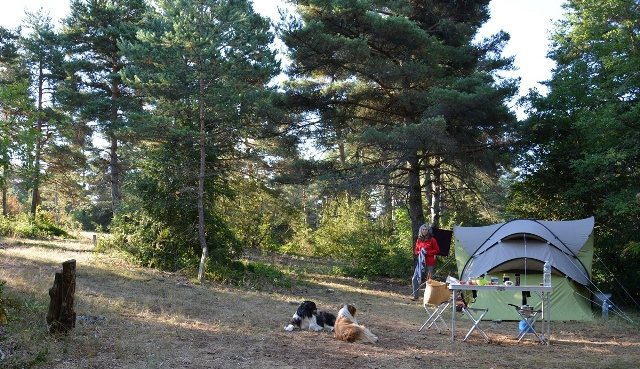 ECO-CAMPING DU LARZAC | Tourisme Aveyron