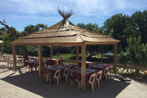 Restaurant Les Rousselleries Beach