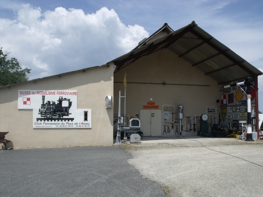 Musée du modelisme Ferroviaire