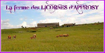 La Ferme des Licornes d'Aphrosy, OFFICE DE TOURISME DE MILLAU