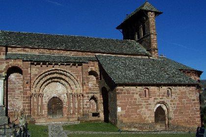 Eglise de Perse à Espalion, OFFICE DE TOURISME DU CANTON D'ESPALION