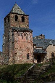 Eglise de St Pierre de Bessuéjouls, OFFICE DE TOURISME DU CANTON D'ESPALION