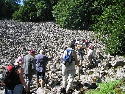 La Coulée de Lave, OFFICE DE TOURISME DU CANTON D'ESPALION