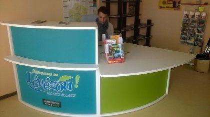 Office de Tourisme Pareloup-Lévézou - Bureau d'Information Touristique Plage d'Arvieu Pareloup