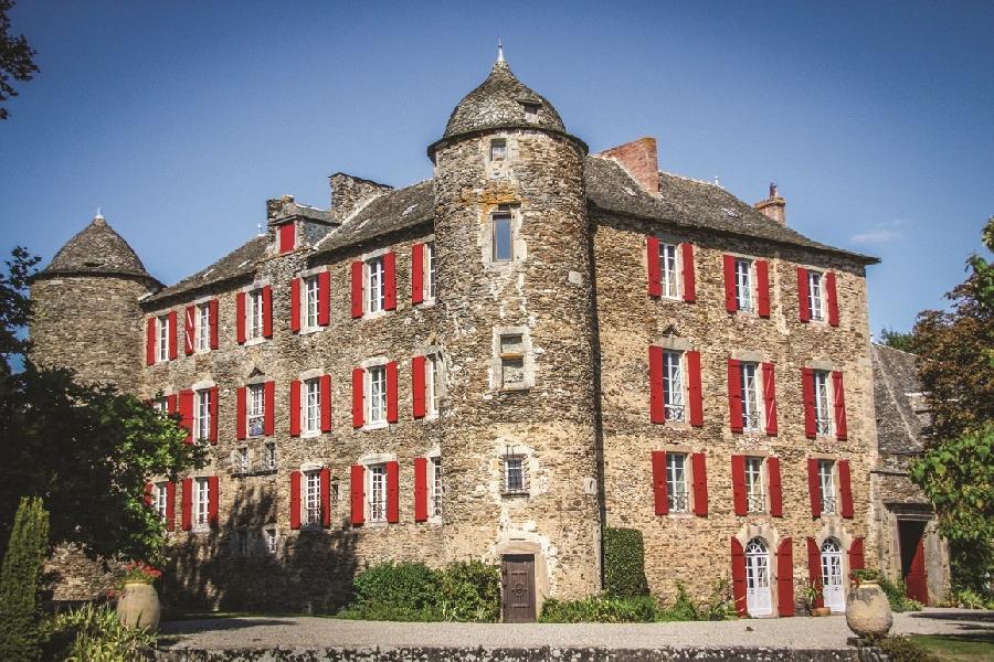 Château du Bosc - Demeure de Toulouse-Lautrec