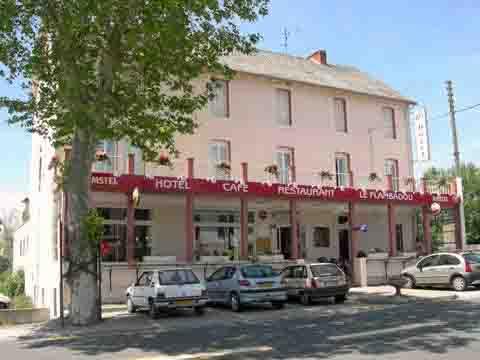 Hôtel Le Flambadou