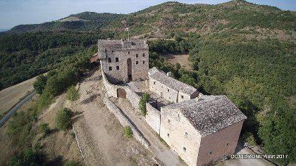 le château vu du ciel, Occidrone