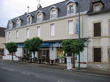 Hôtel Barrau