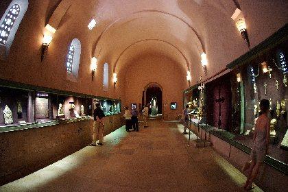 Conques - Trésor d'orfèvrerie médiévale