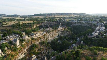 Balade découverte dans le Canyon de Bozouls