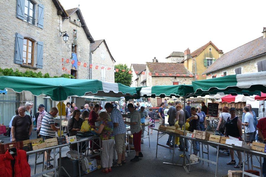 March de villeneuve le dimanche tourisme aveyron - Office tourisme villefranche de rouergue ...