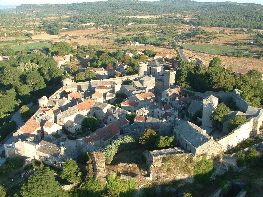 Village fortifié de la Couvertoirade