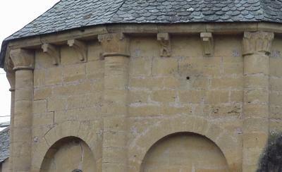 Église de Pierrefiche d'Olt