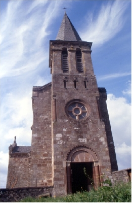 Église de la Capelle Bonance