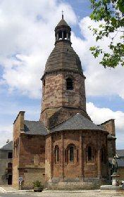 Église de St Saturnin de Lenne