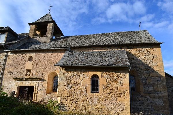 Église de Malescombes
