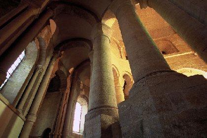 Église romane, Norbert Fabre