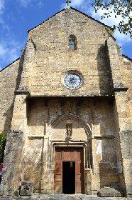 Église romane de Sainte Eulalie d'Olt