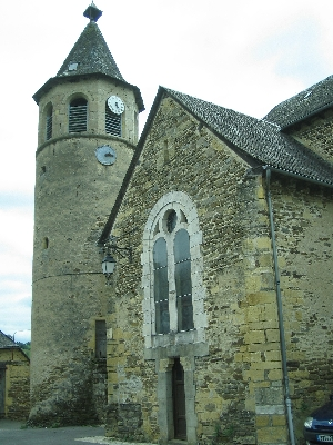 Église de Castelnau de Mandailles