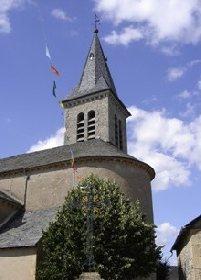 Église de St Martin de Lenne