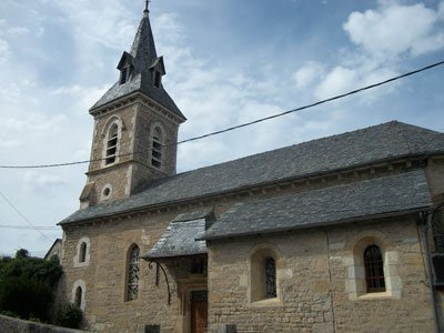 Église Notre-Dame de Lenne
