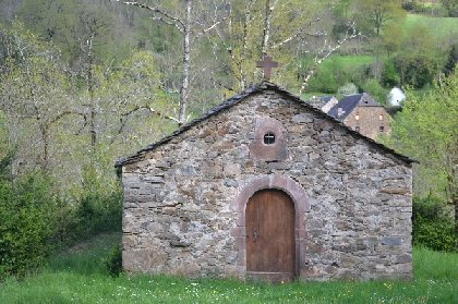 Chapelle St Ferréol, OFFICE DE TOURISME INTERCANTONAL SAINT GENIEZ  / CAMPAGNAC