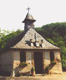 Chapelle Notre Dame des Buis