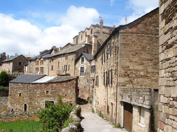 Village médiéval de Castelnau-Pégayrols