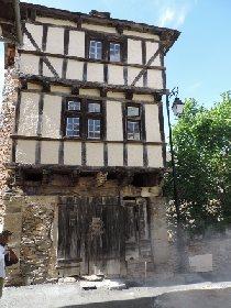 Village médiéval de Prévinquières