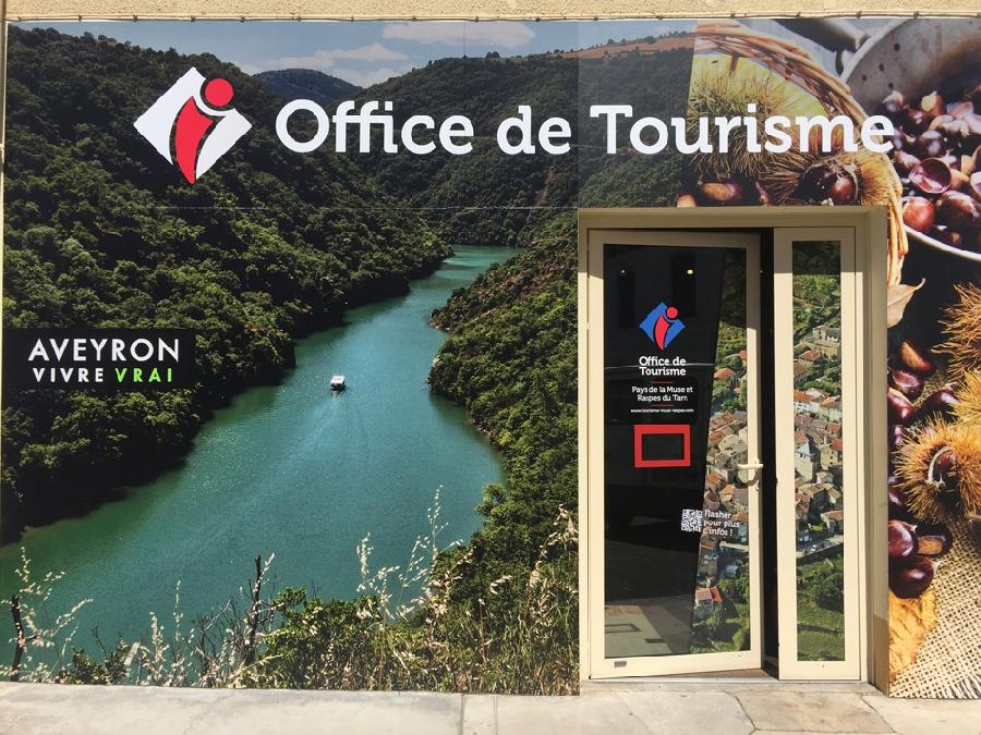Office de Tourisme du Pays de la Muse et Raspes du Tarn