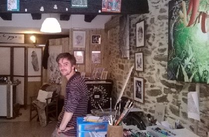 Adrien Defert -Atelier des Arts'cAdes