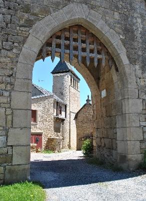 Village fortifié de Vimenet