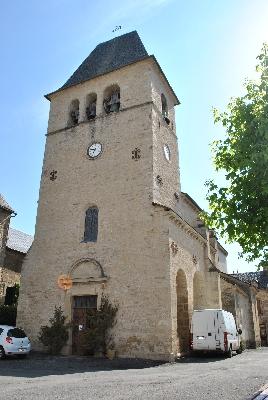 Journées européennes du patrimoine : visite de l'Eglise de Gaillac d'Aveyron