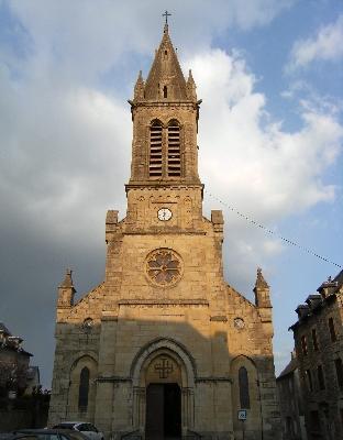 Journées européennes du patrimoine : visite de l'Eglise St Félix de Laissac