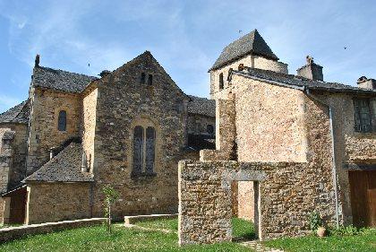 Journées européennes du patrimoine : visite de l'Eglise Saint Julien de Vimenet
