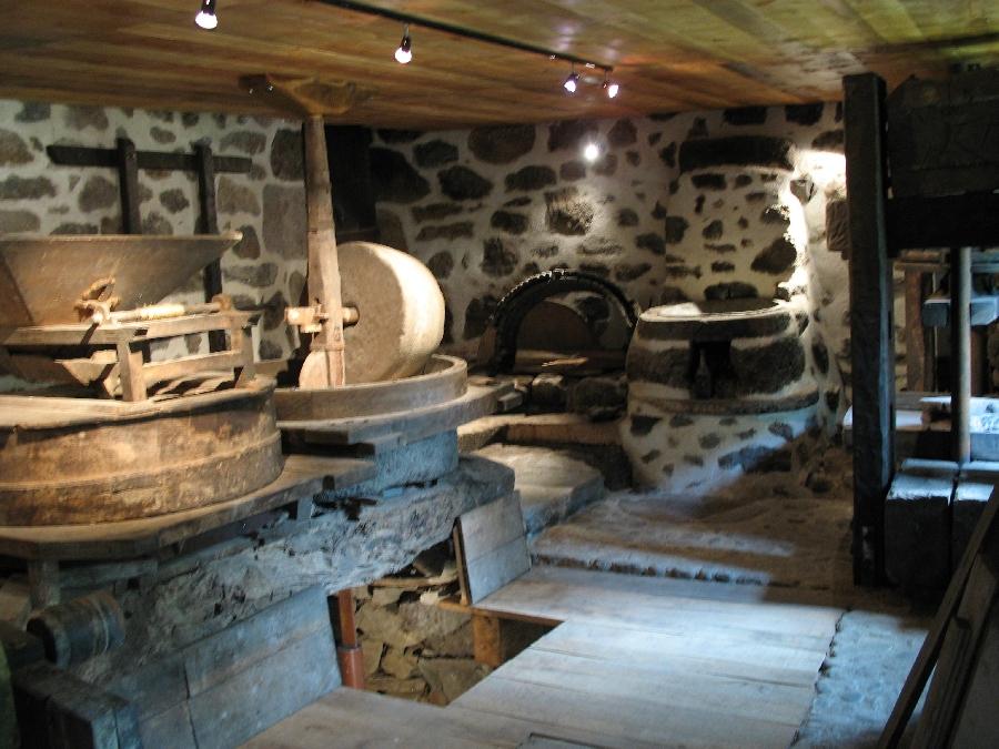 Le Moulin de Burée : visite guidée