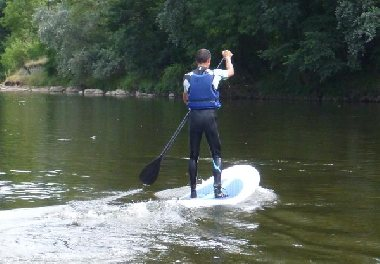 Stand up Paddle, AAGAC