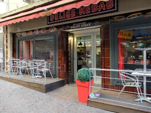 Délice Kebab - Spécialités Turques