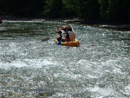 Canoë-Kayak dans les Gorges du Tarn, La Maison du Pein Air