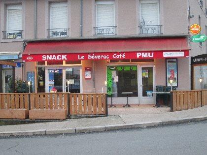 Le Sévérac Café - Bar - PMU - Snack