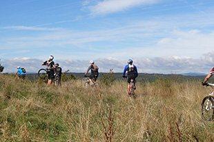 VTT : Circuit du Causse Rouge, Comité Départemental du Tourisme de l'Aveyron