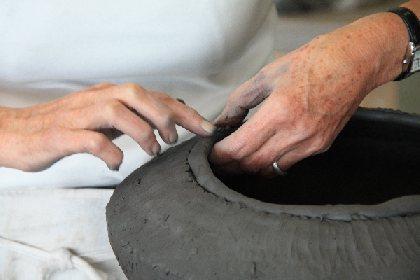 Stage de poterie master class Le raku nu , de la fabrication à la cuisson avec Alistair Danhieux (sur inscription)