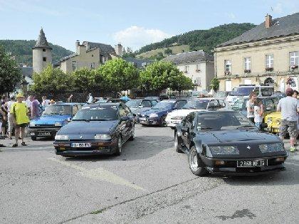 7ème Montée de véhicules historiques