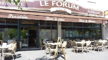 Brasserie Le Forum, OFFICE DE TOURISME DU GRAND RODEZ