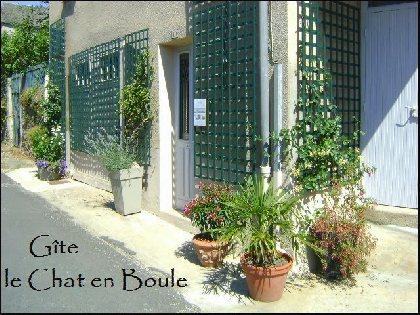 Gîte Le Chat en Boule, OFFICE DE TOURISME DU CANTON D'ESPALION