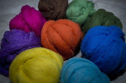 Filature des Landes - Grenier à laine - Travail de la laine