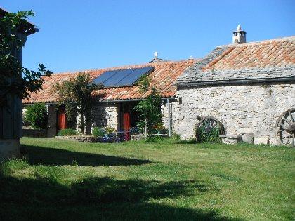 Gîte à la ferme de L'Aubiguier, OFFICE DE TOURISME LARZAC VALLEES