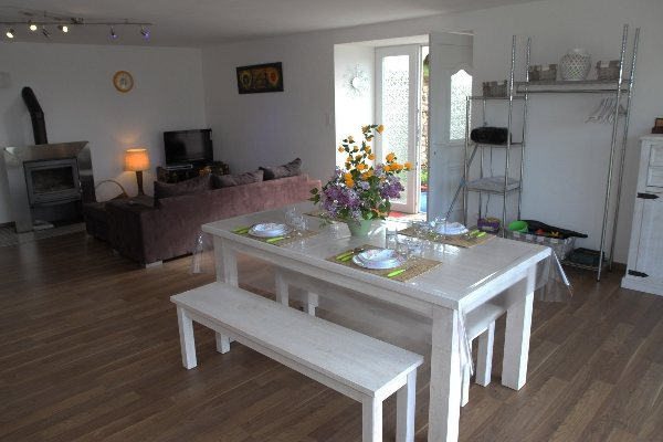 La Grange Du Soleil Florentin La Capelle Gite Tourisme Aveyron